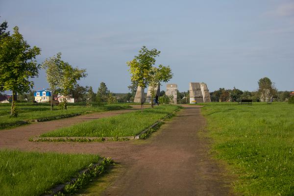 Корчминское воинское кладбище