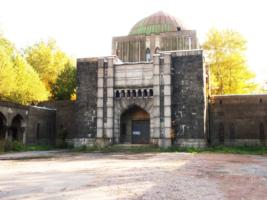 Еврейское Преображенское кладбище